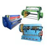 Mechanical Shearing Machine For Shipyard