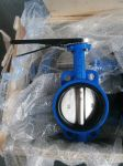 Marine Cast Steel Wafer Butterfly Valve JIS F7480 5K/10K/16K