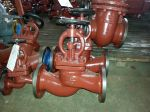 Marine Cast Iron Globe Valve GB/T590-2008 Type A/AS