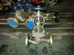 Marine Bronze Screw Down Check Globe Valve GB/T588-2008 Type A/AS