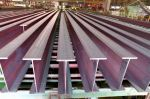 ASTM A36 JIS G3192 Hot Rolled Mild Steel H Beam