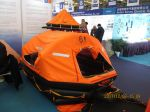 Automatic Self-Righting Inflatable Liferaft