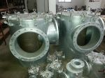 Marine Angle Sea Water Strainer CB/T497-94 BL/BLS/BR/BRS Type