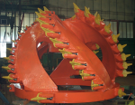 CSD Advance Dredging Cutter Head