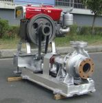WRY Diesel Engine Driven Hot Oil Pump