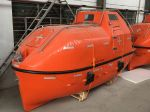 Fireproofing Type GRP Totally Enclosed Lifeboat Rescue Boat