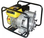 Gasoline slop water pump