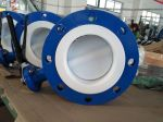 Marine Centric Lever Manual Flanged Butterfly Valve