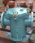 Marine Sea Water Strainer JIS F7121 S Type (DN125-DN400)