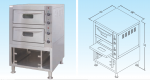 Marine electric oven