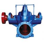 Marine Single Stage Double Suction Large Capacity Centrifugal Ballast pump