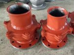 Cast Iron Flanged Suction Check Valve CB/T3478-92