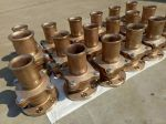 Brass Flanged Suction Check Valve CB/T3478-92