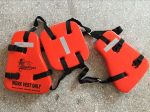 Three Pieces Type Lifejacket
