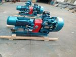 Two Stage Compressed Medium Pressure Tanabe Air Compressor VLH-53