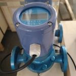 Oval oils flow meter