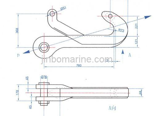Buoy type quick release hook mooring for sale